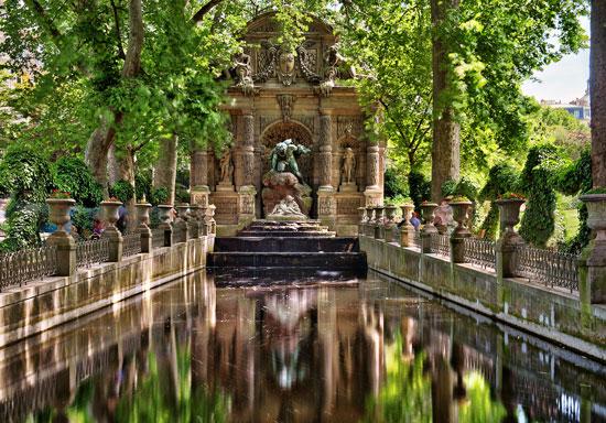 9ème Histoire - Jardin du Luxembourg